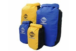 4 Piece Aqua-Quest 100% Waterproof Drybag Combo Pack - 5L, 10L, 20L & 30L 'Glacier' Models