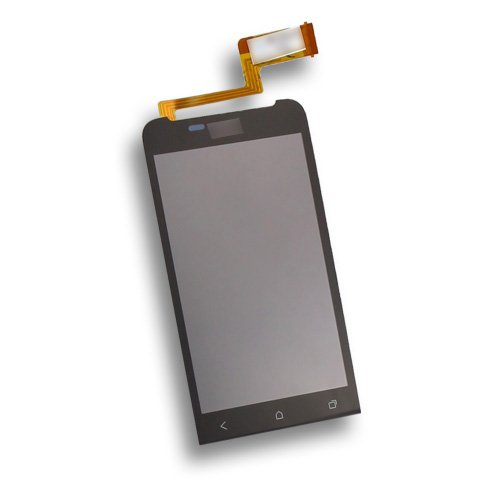 Original Genuine Oem Full Lcd Monitor Display+Touch Screen Digitizer Assembly Fix For Htc One V T320E