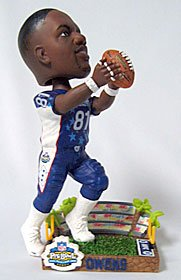 San Francisco 49ers Terrell Owens 2003 Pro Bowl Forever Collectibles Bobble Head at Amazon.com