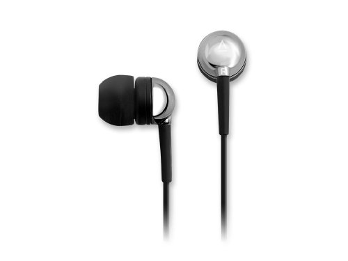 Creative EP-650 In Ear Noise Isolating Headphones (Chrome)