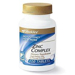 Shaklee® Zinc Complex® (120 Tablets)