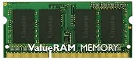Kingston KVR13S9S8/4 - Memoria RAM de 4 GB (DDR3 SO DIMM, 1333 MHz, CL9)