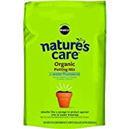SCOTTS GROWING MEDIA71678120Natures Care Potting Soil-8QT N. CARE ORG POT SOIL