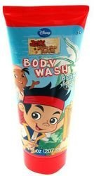 Jake & The Neverland Pirates Body Wash 7oz Tube - 1 count - 1