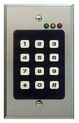 Alpha Communications Flush Mount Keypad-Indoor Type