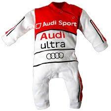 Sale Genuine Audi Sport Baby Onesie Size 18 Months