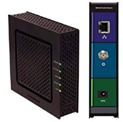 Motorola SB6120 DOCSIS 3.0 Cable Modem in New Official Manufacturer Brown Box (Environmentally Safe) - Non-Retail Box, 100% New and Complete SB-6120