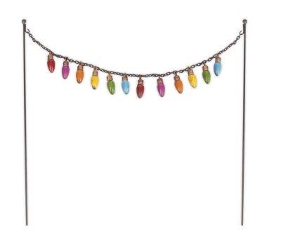 Studio M - Gypsy Fairy Garden -Mini String of Colored Lights GG607