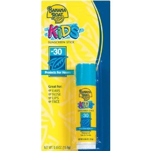 Bonana Boat Kids Sunscreen Stick SPF30 .55oz - 1