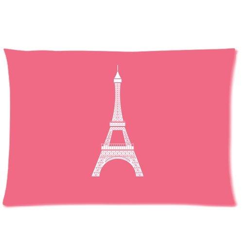 Pink Paris Bedding front-1071498
