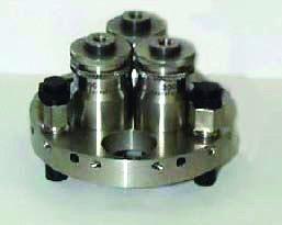 6-Position Multilap Fixture, Model 195