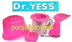 by (numex ) dr.yes brand Vaporiser and Nose Steamer 3-in-1 Steam & Inhaler! Compact Size (color may very)