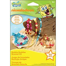 Nickelodeon SpongeBob Squarepants Silly Bubble Buddies Bracelet Kit - 1