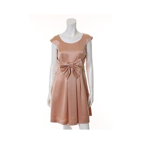 (クリアインプレッション)Clear Impression dress ウエストリボンワンピース ピンク 03