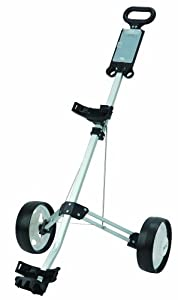 Easiglide Chariot pour sac de golf Aluminium