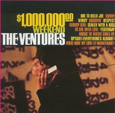 The Ventures - $1,000,000.00 Weekend - Zortam Music