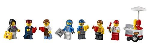 Amazon Lego City Town City Square Building Kit