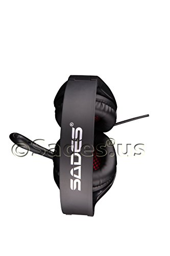 Sades Epower Gaming Headset