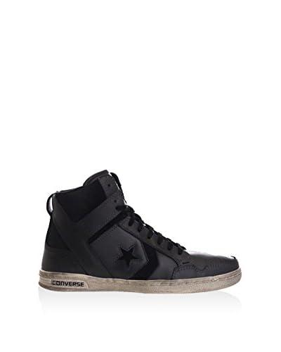 Converse Hightop Sneaker Weapon HI dunkelgrau/schwarz
