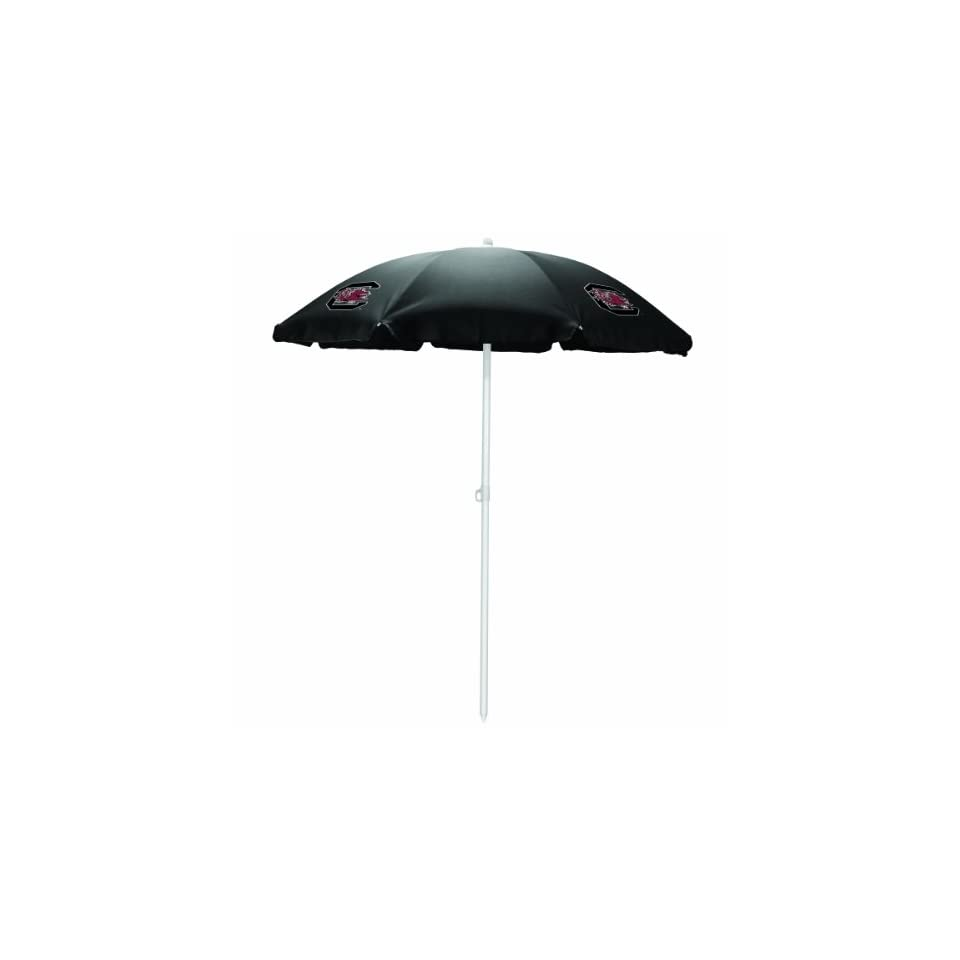 NCAA South Carolina Gamecocks Portable Sunshade Umbrella