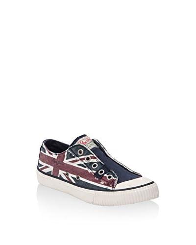 Pepe Jeans Sneaker Industry Jack Low dunkelblau
