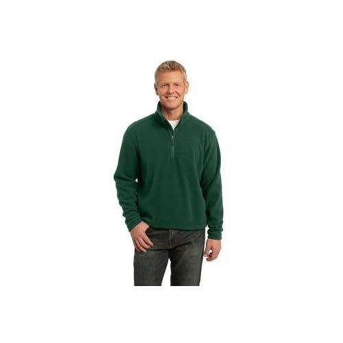 Port Authority Men's Value Fleece 1/4 Zip Pullover deal 2015