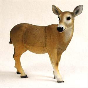 Deer Doe Standard Figurine