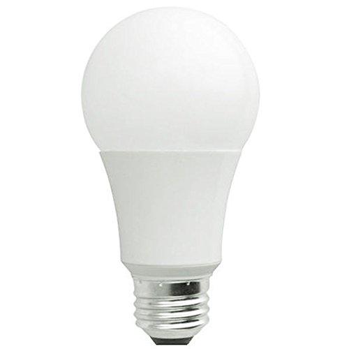 Dimmable Led - 10 Watt - A19 - 60 Watt Equal - 800 Lumens - 2700K Warm White - 120 Volt - Tcp Led10A19D27K