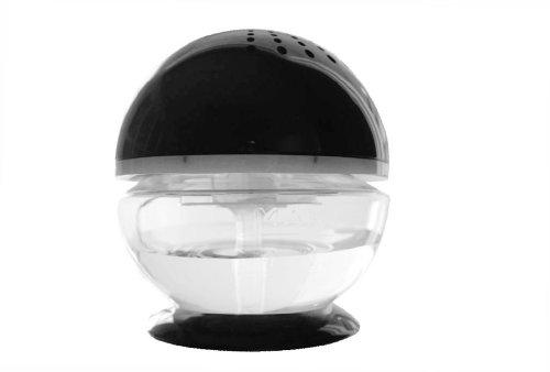 Unilution EcoGecko 75518-Black Little Squirt Air Deodorizer Humidifier, Black