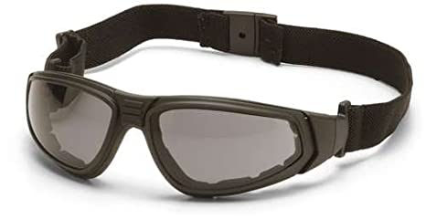 f5585c99e19e    Pyramex Safety Glasses - Xsg Tactical Goggles - Gray Lens - - - wodrxrjm1