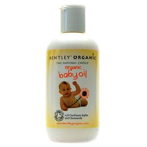 Baby Oil Organic 8.40 Ounces