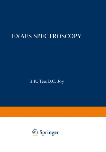 Exafs Spectroscopy: Techniques And Applications
