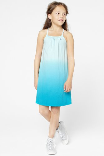 Girl's Dip Dye Jersey Tank Dress