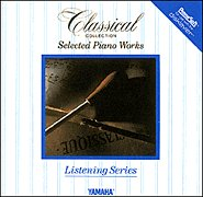 Selected Piano Works Yamaha Pianosoft Solos 501014