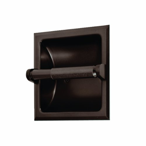 Gatco 784 Recessed Toilet Paper Holder (Burnished Bronze)