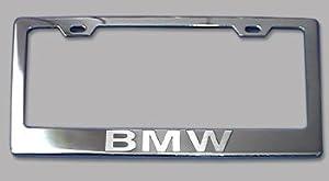 Bmw Chrome License Plate Frame