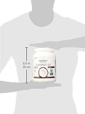 Nutiva Certified Organic Virgin Coconut Oil, 78 fl oz