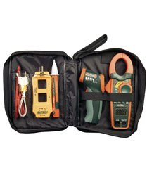 Professional Clamp Meter Test Kit - Extech - EX-TK730 - ISBN: B000I3VR8S - ISBN-13: 0793950387306