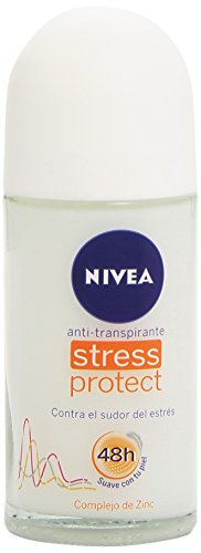 Nivea Deodorante, Stress Protect Roll-On, 50 ml