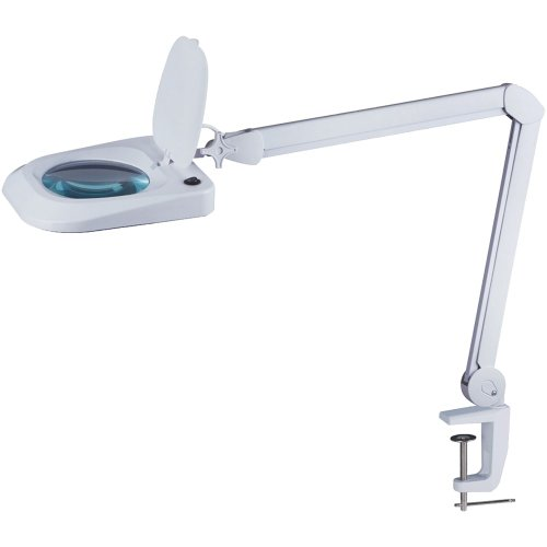 64 Led Industrial Magnifier Lamp
