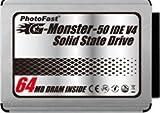 Photofast G-Monster V4 1.8インチ SSD 50PIN【GM18M128E50IDEV4】128GB