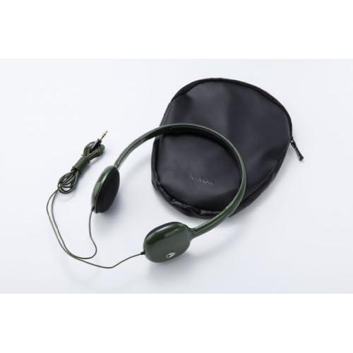 NIXON HEADPHONES: LOOP/ SURPLUS NH0221085-00の写真02。おしゃれなヘッドホンをおすすめ-HEADMAN(ヘッドマン)-