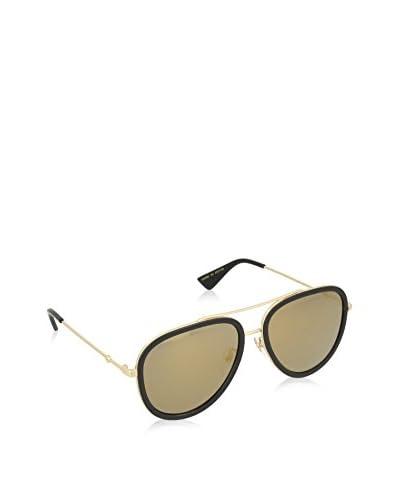 Gucci Gafas de Sol 0062S_001 (57 mm) Dorado