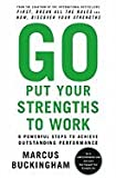 img - for Go Put Your Strengths to Work 6 Powerful Steps to Achieve Outstanding Performance [HC,2007] book / textbook / text book