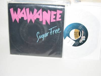 WAWANEE Sugar Free/ When The World Is A Home