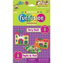 Perler Fun Fusion Party Pack Kit - Castle