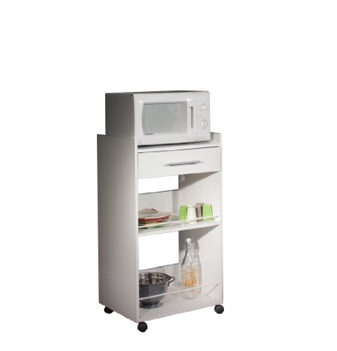 Symbiosis 8137a2121a80 mobiletto da cucina con rotelle - Mobile portafrutta ...