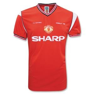Manchester United 1985 FACF Soccer Jersey