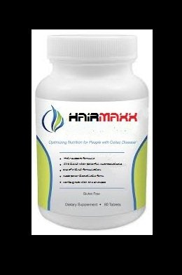 Ultrax Labs Hair Maxx DHT Blocking Hair Loss Hair Growth Nutrient Solubilized Keratin Supplement