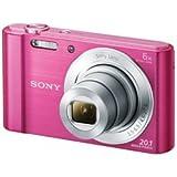 ソニー デジタルカメラ「W810」(ピンク)SONY Cyber-shot(サイバーショット) DSC-W810 DSC-W810-P
